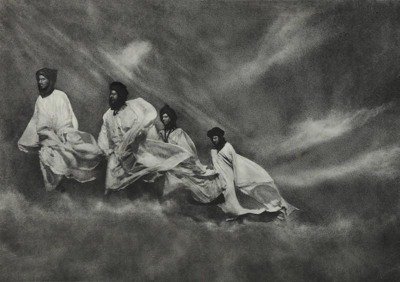 El procedimiento fotográfico de Ortiz Echagüe