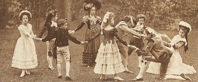 'Tableau vivant': del siglo XIX a nuestros días