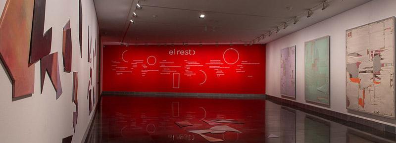 'El resto', una exposición sobre el proceso creativo y el rol del artista
